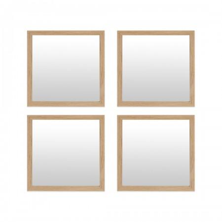 Set de 4 miroirs Daira