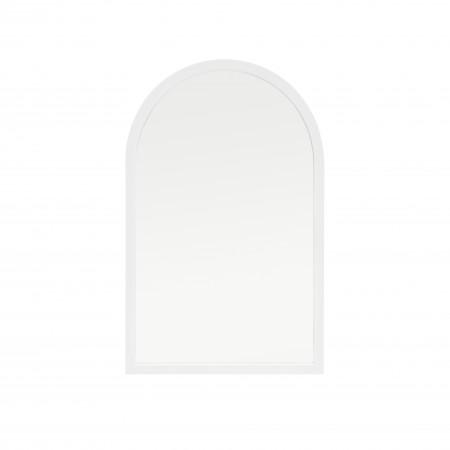 Miroir Duna I blanc