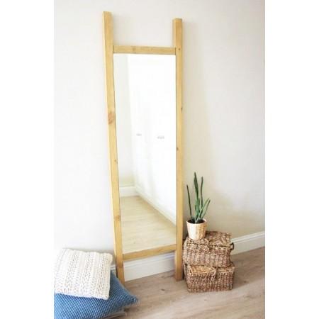 Miroir Stairs blanc
