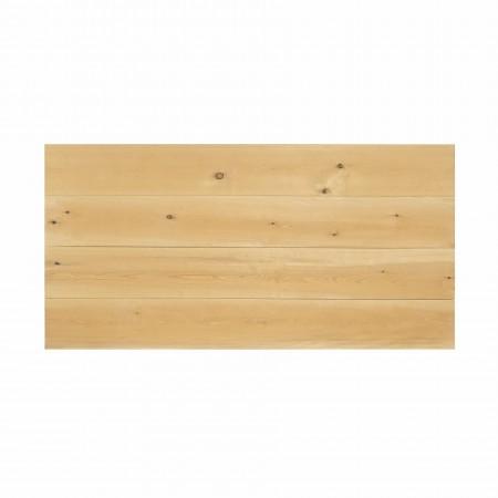 Tête de lit horizontale droite olive