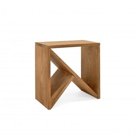 Petite table Stoke Vieillie