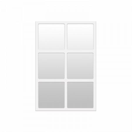 Miroir de Lisbonne blanc II