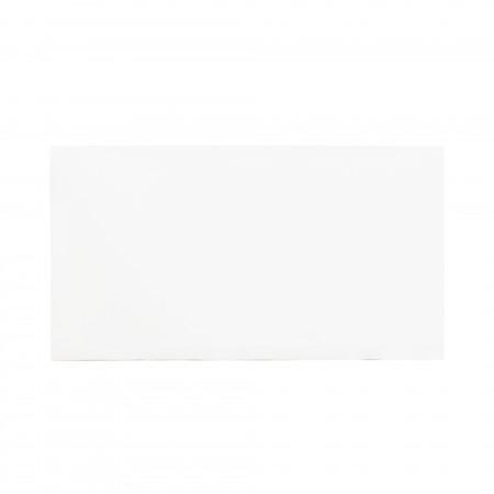 Tête de lit coton Stone blanc