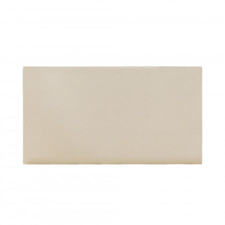 Tête de lit  coton Stone beige