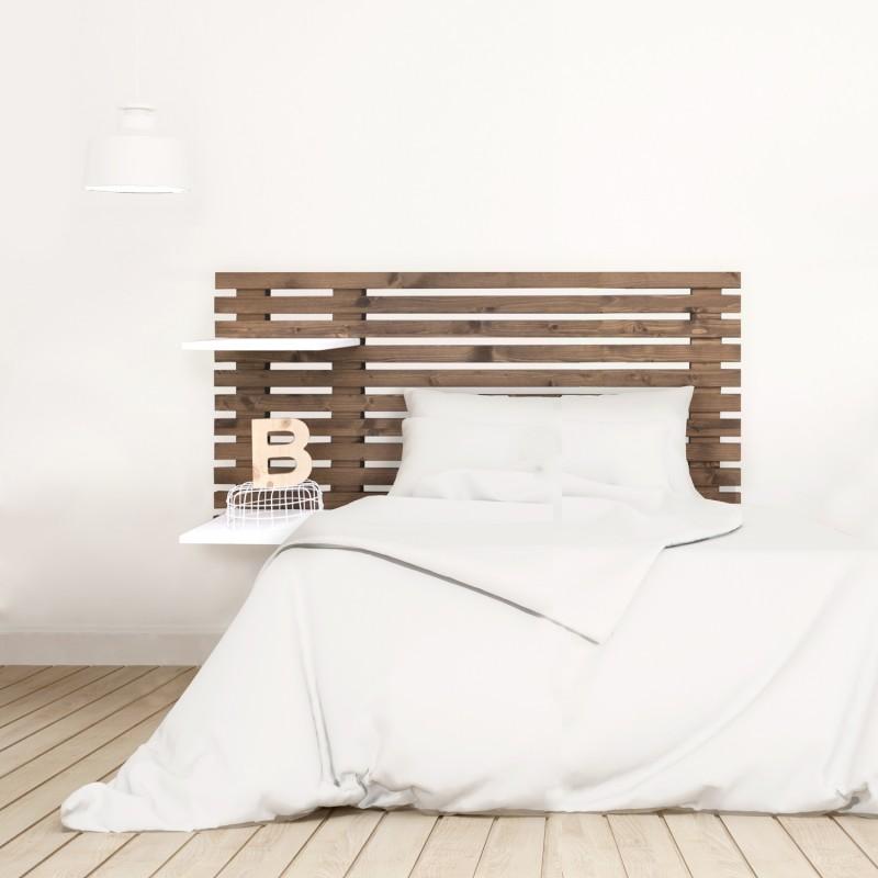 T te de lit nordique en bois ikea vente de toutes sortes - Tete de lit ikea bois ...