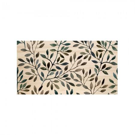 Tête de lit naturel 'Branches d'automne'