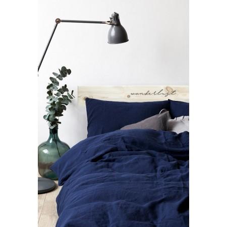 Tête de lit en bois naturel 'Wanderlust'