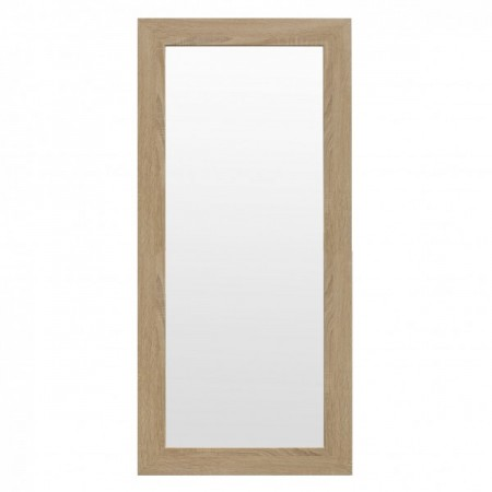 Miroir en bois Terra