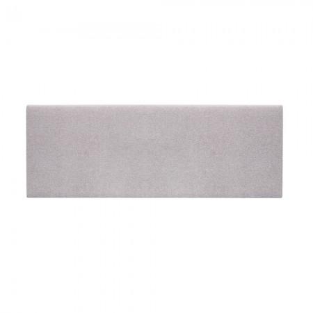 Tête de lit tapissée Hoola lisse lavande