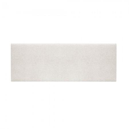Tête de lit tapissée Hoola lisse beige