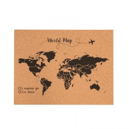 Liège carte du monde noire