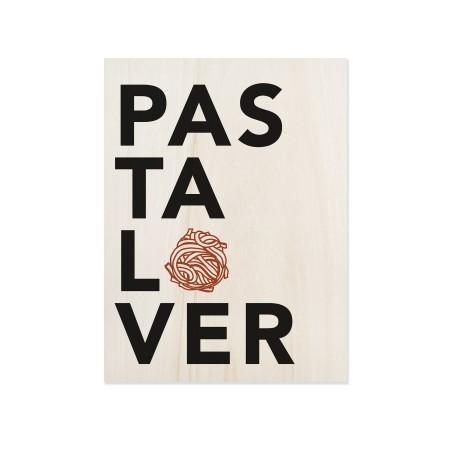 Boîte en bois Pasta Lover
