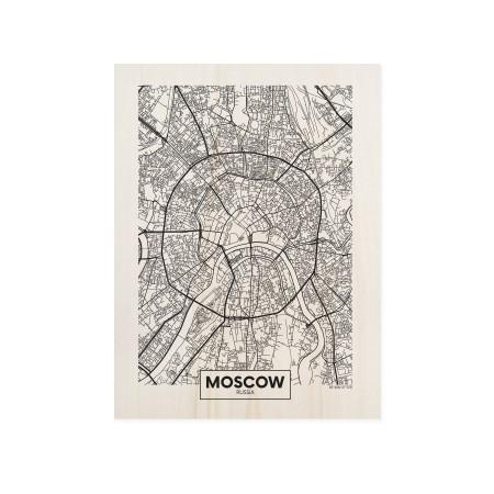 Boîte en bois Moscow