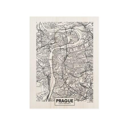 Boîte en bois Prague