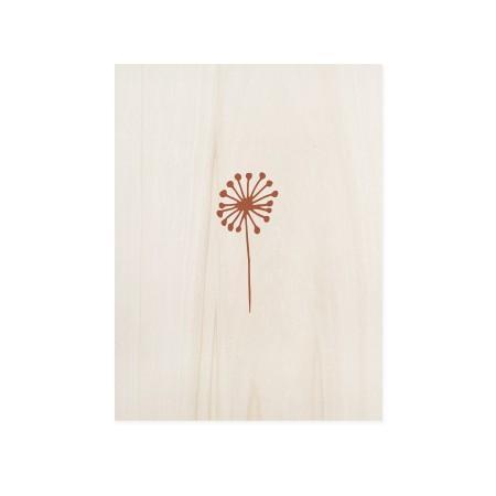 Boîte en bois Dandelion