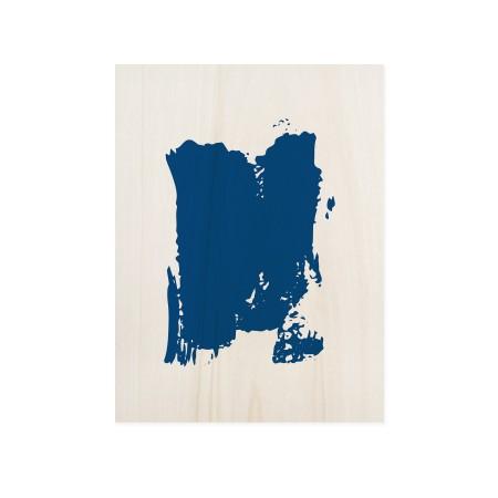 Boîte en bois Classic Blue Stud