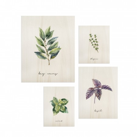 Pack de tableaux Plants