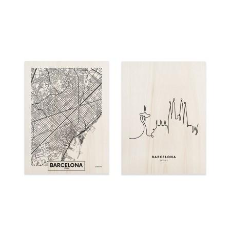 Pack de tableaux Barcelona
