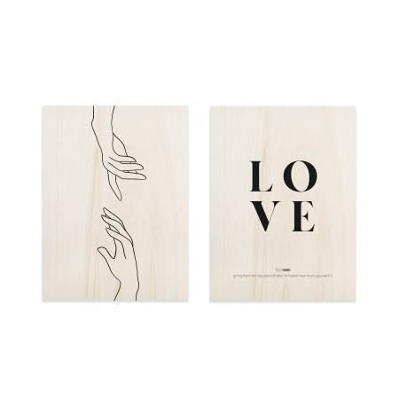 Pack de tableaux Love II