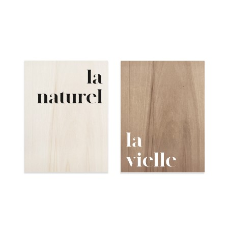 Pack de tableaux Naturel & Vielle