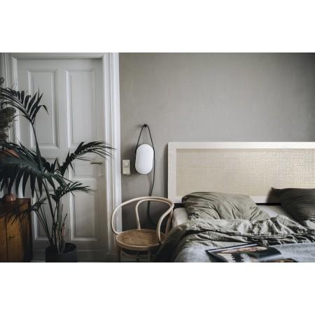 Tête de lit Cannage Blanc