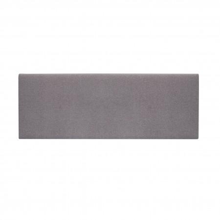 Tête de lit tapissée Hoola lisse violet