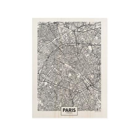 Boîte en bois Paris