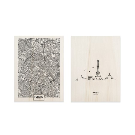 Pack de tableaux Paris