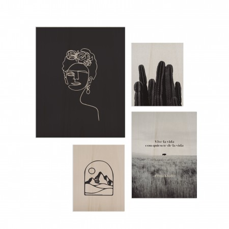 Pack de tableaux Frida