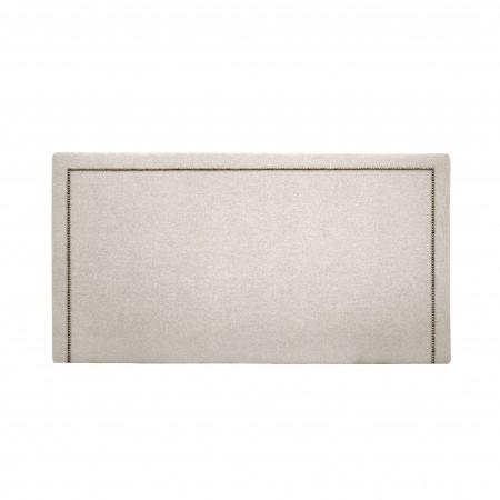 Tête de lit polyester Nils beige