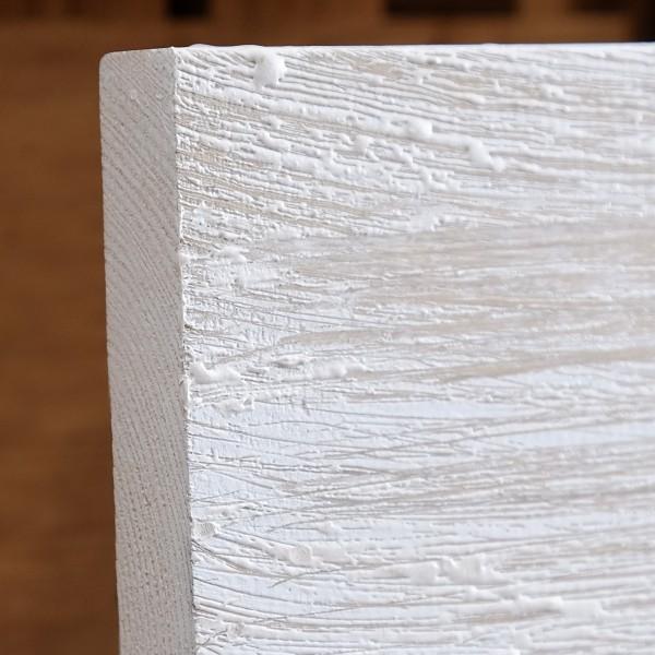 Cabecero Vintage Blanco Flandes Horizontal
